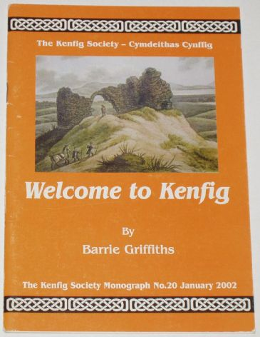 Welcome to Kenfig, by Barrie Griffiths